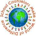 School counselors make a world of difference.