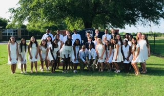 Hayes Cooper's Sixth Grade Class of 2019